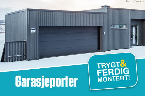 Garasjeporter banner
